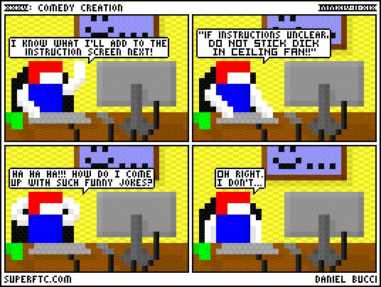 Comedy Creation
