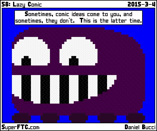 Lazy Comic