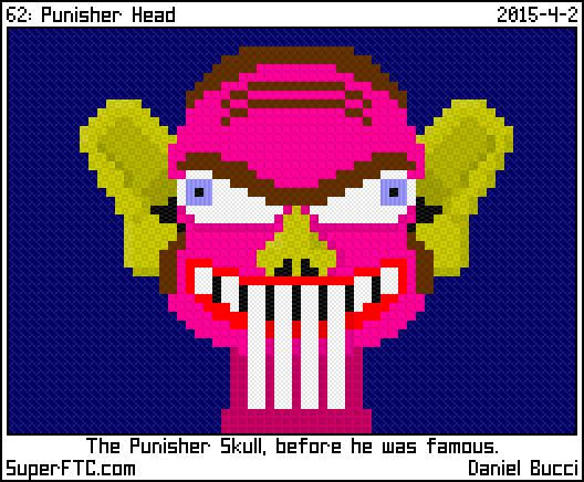 Punisher Head